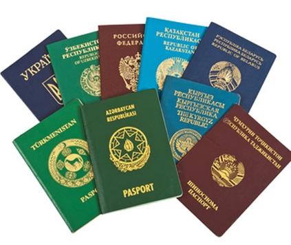 Документы и сроки замены паспорта в 20 и 45 лет.
